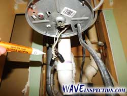 Loose Wiring - WAVE Home Inspector MA CT RI