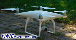 Drone UAV WAVE Home Inspector MA CT RI